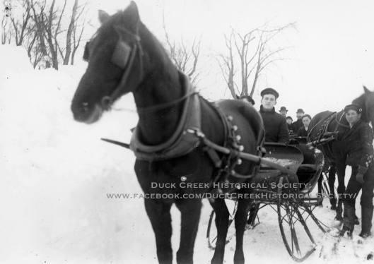 Jan 25 1905 Snow